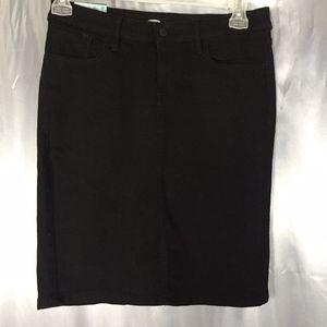 63a0c1ae95 Old Navy Skirts | Khaki Pencil Skirt | Poshmark